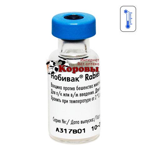 вакцины против бешенства: